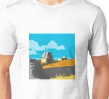 Mt John Observatory Lake Tekapo WPA Unisex T-Shirt