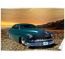 1950 Mercury Low Rider Poster