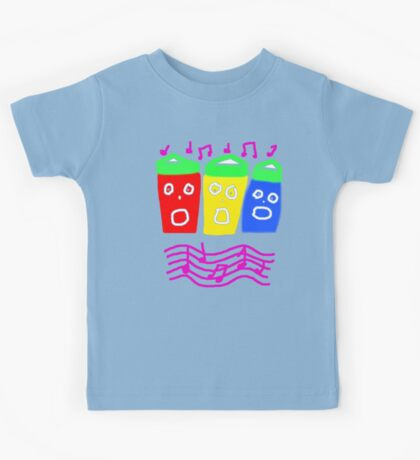 SINGING SEAHUTS TEE SHIRT/BABY GROW Kids Tee