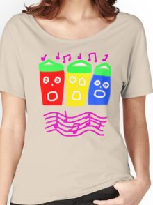 SINGING SEAHUTS TEE SHIRT/BABY GROW Women's Relaxed Fit T-Shirt