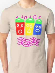 SINGING SEAHUTS TEE SHIRT/BABY GROW Unisex T-Shirt