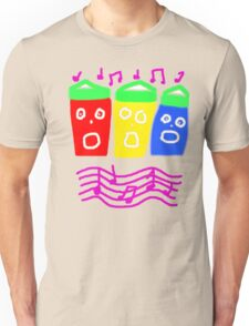 SINGING SEAHUTS TEE SHIRT/BABY GROW Unisex T-Shirt