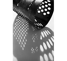 grater Photographic Print