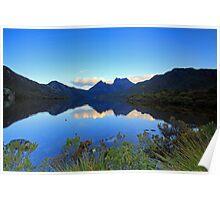 Cradle Mountain Tasmania Australia Poster