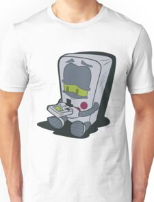 GameBoy Plays Gameboy... Unisex T-Shirt