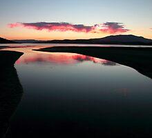 Glass - Ralphs Bay, Tasmania by clickedbynic
