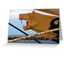 Leeuwin Sailing Ship Greeting Card