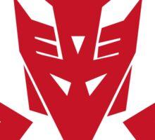 Venture Bros and Transformers Sticker