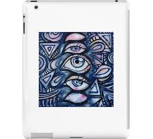 Blink of an eye iPad Case/Skin