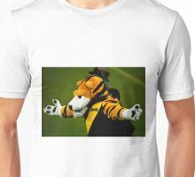 The Tiger's Mascot Unisex T-Shirt
