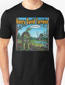 Henry David Tortoise Unisex T-Shirt