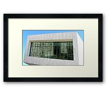 LIVERPOOL REFLECTION Framed Print