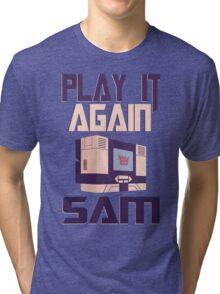 Transformers Soundwave Casablanca Style Tri-blend T-Shirt