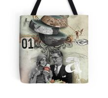 The Mistery Jar Tote Bag