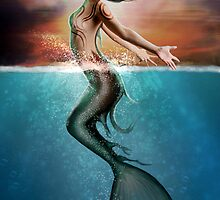 Submerging by MadameThenadier