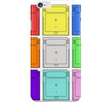 Gameboy Cartridge Pop Art iPhone Case/Skin