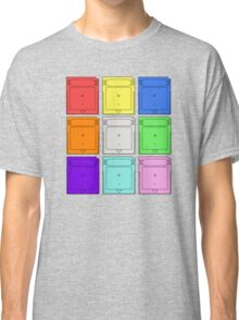 Gameboy Cartridge Pop Art Classic T-Shirt