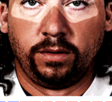 Kenny F**cking Powers - Face Sticker