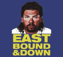 Kenny Powers - Eastbound and Down by Tim Topping