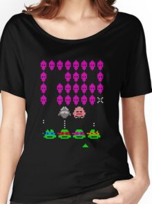 Sewer invaders Women's Relaxed Fit T-Shirt