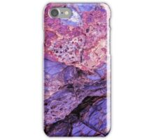 Purple Rock iPhone Case/Skin