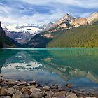 Lake Louise Splendour by Teresa Zieba