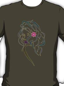 Lady Glitter T-Shirt