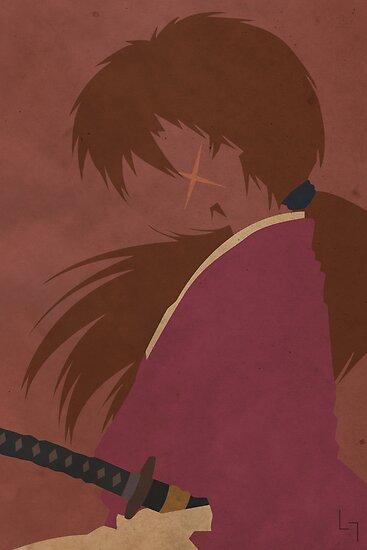 Ruroni Kenshin by jehuty23