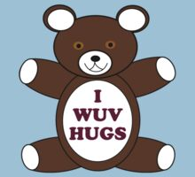 Supernatural 'I Wuv Hugs' by Avia Asner