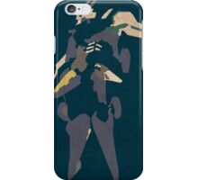 Naked Jehuty iPhone Case/Skin