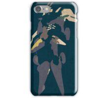 Naked Jehuty iPhone Case/Skin
