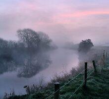 Mystical Morning by Simon Pattinson