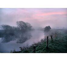 Mystical Morning Photographic Print