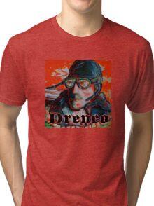 Sly Pilot by Drenco Tri-blend T-Shirt