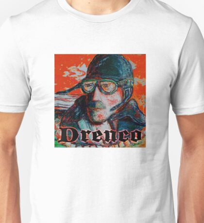 Sly Pilot by Drenco Unisex T-Shirt