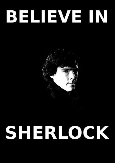 Believe In Sherlock by Takemyhand