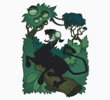 Acid Panther with Berries by TastesLikeAnya