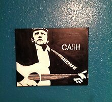 Jonny Cash by ForrestBrady