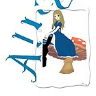 Alice in Wonderland  by LARiozzi
