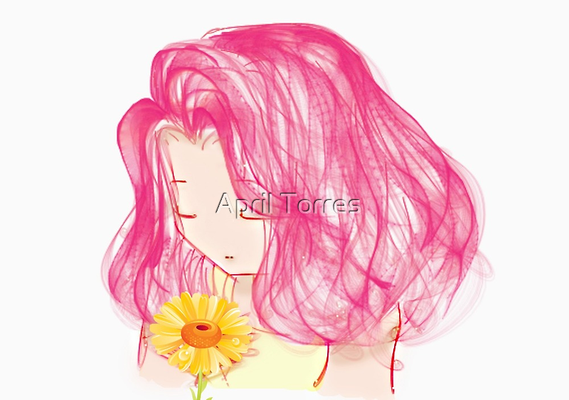 Spring Pink by HappyApple