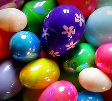 Easter Eggs by Lisa Diamond