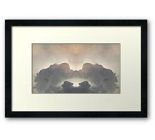 Lightning Art 20 Framed Print