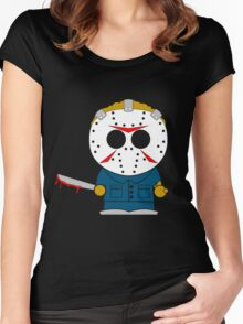 Friday, The 13th Women's Fitted Scoop T-Shirt