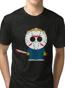 Friday, The 13th Tri-blend T-Shirt