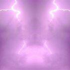 Lightning Art 003 by dge357