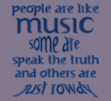 People = Music ?? Kids Clothes