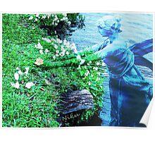 Angel- sea beautyII Poster