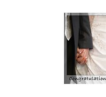 Wedding or Engagement Congratulations by Gillian Cross