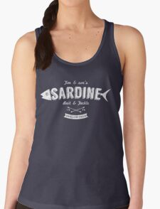 Sardine – Bait and Tackle Women's Tank Top