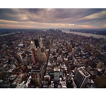 NYC: Downtown Photographic Print